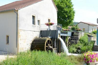 Visite Du Moulin à Eau à Poissons