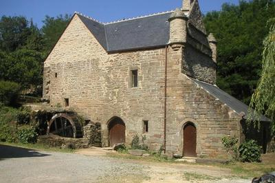 Visite Du Moulin Chef Du Bois à La Foret Fouesnant