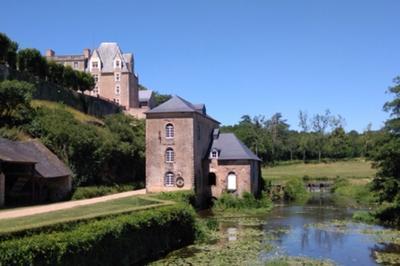 Visite Du Moulin De Thévalles à Chemere le Roi