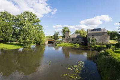 Visite Du Moulin Du Pont-godalin à Sion les Mines