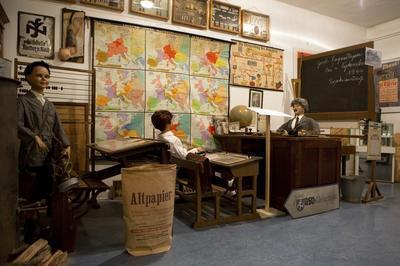 Visite Du Musée à Hagondange