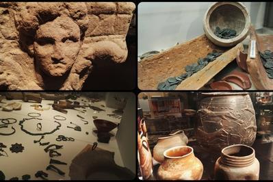 Visite Du Musée Archéologique De Brumath Et Dégustations Romaines