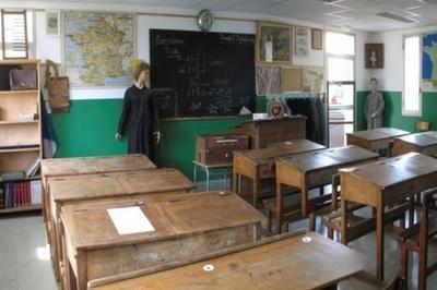 Visite Du Musée De L'école D'autrefois à L'Isle sur la Sorgue
