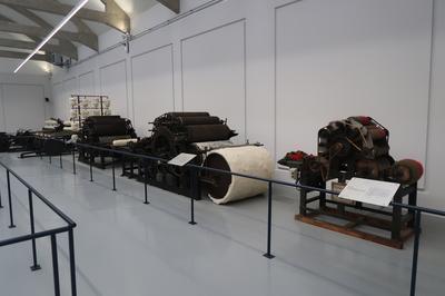 Visite Du Musée De L'industrie Textile à Vienne