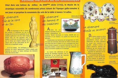 Visite Du Musée De La Céramique à Digoin