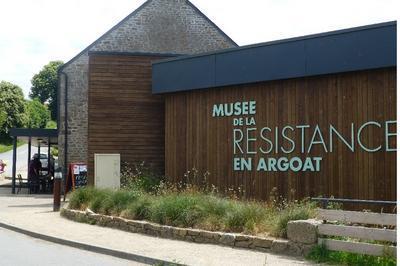 Visite Du Musée De La Résistance En Argoat à Saint Connan