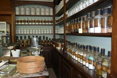 Visite Du Musée Des Objets Hospitaliers à Sedan