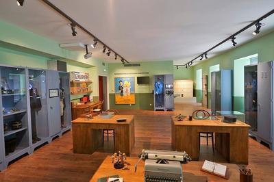 Visite Du Musée Et De L'exposition Temporaire Des Animaux Et Des Stars à Saint Tropez