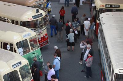 Visite Du Musée L'histo Bus Dauphinois à Le Pont de Claix