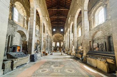 Visite Du Musée Saint-pierre à Vienne