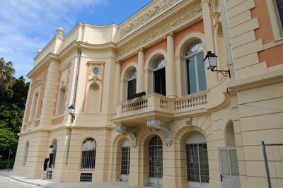 Visite Du Palais De Carnolès à Menton