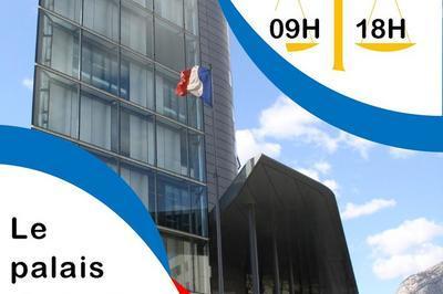 Visite Du Palais De Justice De Grenoble