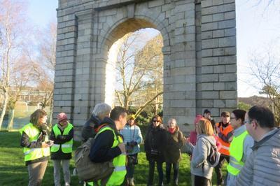 Visite Du Patrimoine Architectural Et Naturel Du Campus Du Bouguen à Brest