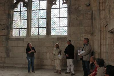 Visite Du Pilier Butant De La Cathédrale à Bourges