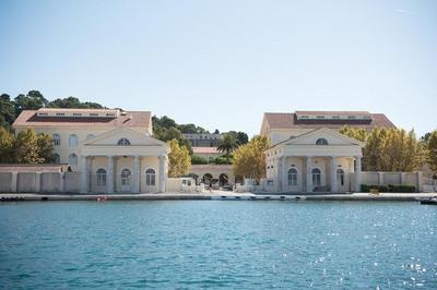 Visite Du Pôle Ecoles Méditerranée à Saint Mandrier sur Mer