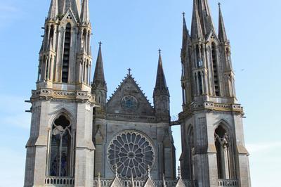 Visite Du Sanctuaire De Pontmain