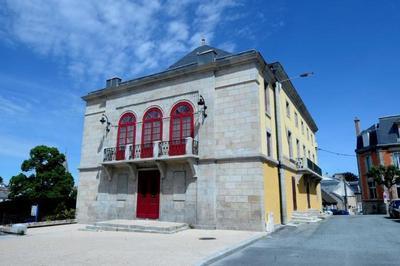 Visite Du Théâtre à L'italienne à Gueret