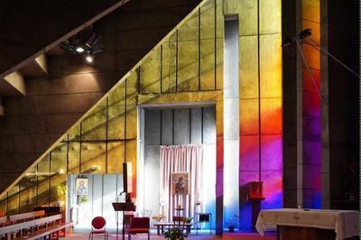 Visite Église Notre-dame-du Perpétuel-secours à Clermont Ferrand