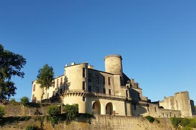 Visite En Autonomie Du Château De Duras