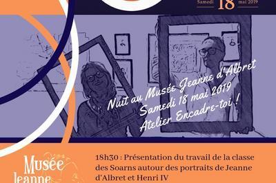 Visite Et Atelier Encadre-toi ! à Orthez