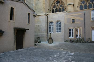 Visite Et Atelier Gargouilles Pour Les Scolaires à Metz