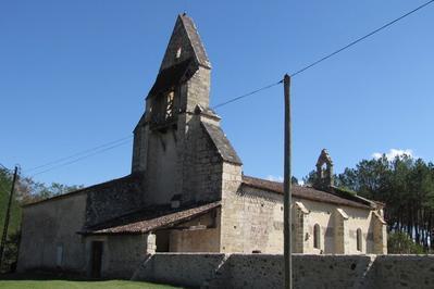 Visite Et Concert à L'église à Prechac