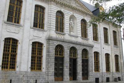 Visite Exceptionnelle De L'ancien Palais De Justice, Datant Du Xviiie Siècle. à Bailleul
