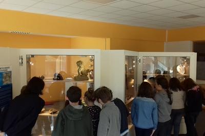 Visite exceptionnelle du petit Cabinet de Curiosités « Petits Trésors de Vaduz » à Amiens
