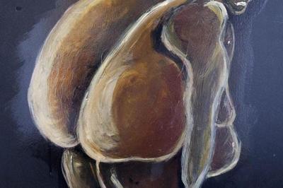 Visite Exposition Buridane : Pleine Forme à Rompon