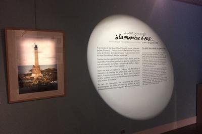 Visite Flash De L'exposition Temporaire A La Manière D'eux... à Avranches