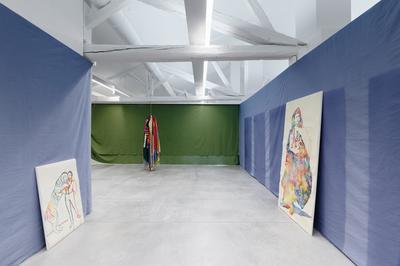Visite Flash De L'exposition Ulla Von Brandenburg « L'hier De Demain » à Serignan