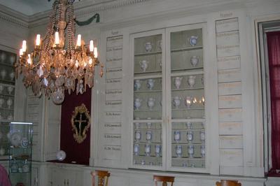Visite Flash De La Pharmacie De L'ancien Hopital Saint-laurent à Chalon sur Saone