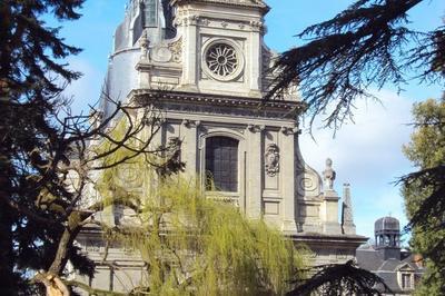 Visite Gaston D'orléans Et Saint-vincent à Blois