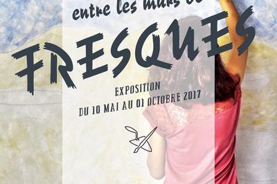Visite Gratuite De L'exposition Temporaire Entre Les Murs De Fresques à Troyes