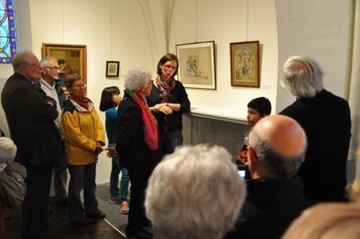 Visite Guidée De L'exposition à Lavaur