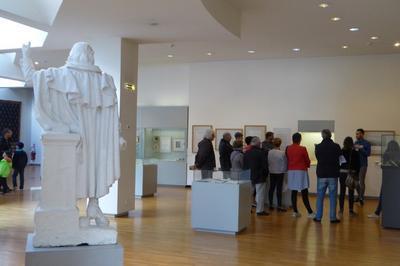 Visite Guidée De La Galerie D'histoire à Cholet