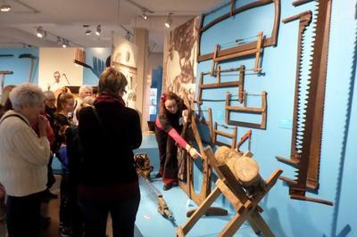 Visite Guidée Le Musée Du Bout Des Doigts à Saint Martin en Campagne