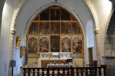 Visite Guidée : Eglise Saint-Quintin  à Galey