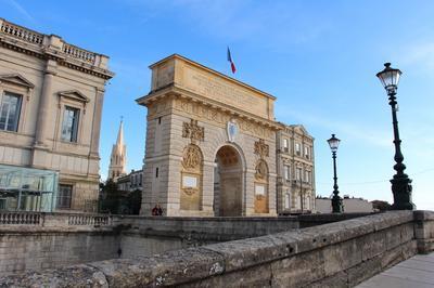 Visite Guidée - Arc de triomphe à Montpellier