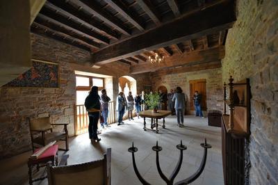 Visite Guidée du Château de Latour à Marnhagues et Latour