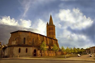 Visite Guidée église à Saint Sulpice sur Leze