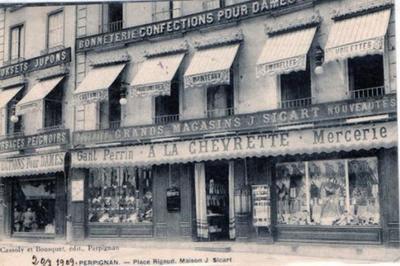 Visite Guidée - Magasins et métiers d'antan à Perpignan