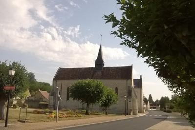 Visite Guidée Église Saint-Martin à Seigy