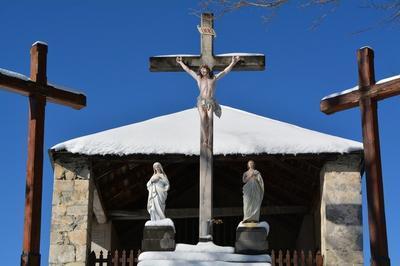 Visite Guidée Chapelle Notre-Dame du calvaire  à Galey