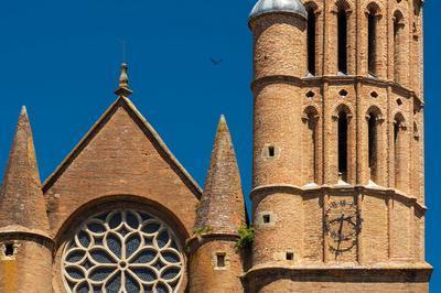 Visite Guidée Église Saint-Victor  à Montesquieu Volvestre