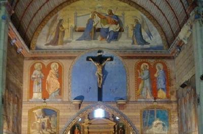 Visite Guidée : Eglise Saint-André à Villaines les Rochers