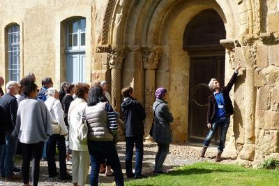 Visite Guidée à Saint Sever de Rustan