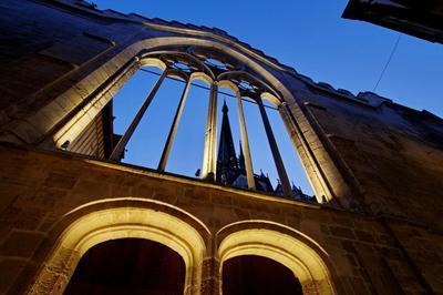 Visite Guidée  À La Lampe Torche De L'historial Jeanne D'arc à Rouen