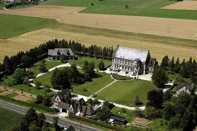 Visite Guidée Au Manoir De Bellevue - Ancien émetteur De Radio Normandie à Louvetot