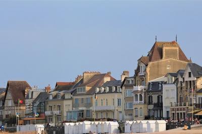 Visite Guidée Audiodécrite : Saint-aubin à L'époque De La Mode Des Bains De Mer à Saint Aubin sur Mer